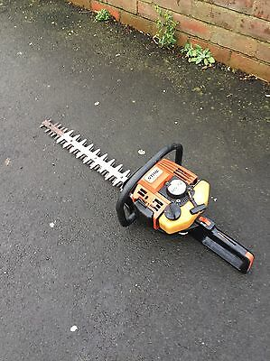Stihl HS72 Petrol Hedge Trimmer Cutter Twin Sided