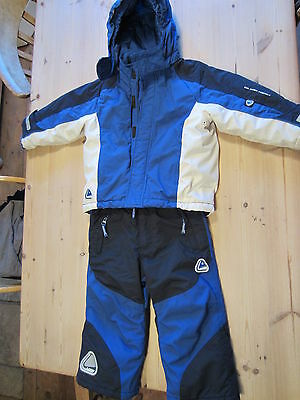 Kids Ski Suit, Salopettes, Trousers Jacket, Kids age3 - 4