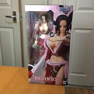 One Piece Anime Megahouse Boa Hancock Action Figure Variable Action Heroes Vah