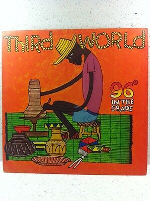Third World 96 Degrees In The Shade Vinyl