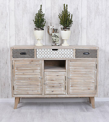 vintage shabby chic kommode landhausstil eur 325 00. Black Bedroom Furniture Sets. Home Design Ideas