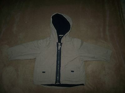 Mothercare Baby Boys Hooded Coat Age 18-24 Mths