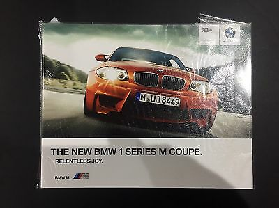 bmw 1 m coupe Brochure