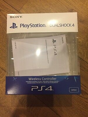 Playstation Dualshock 4 Empty Box only