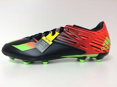 Adidas Messi 15.3 Firm Ground Soccer Cleat (AF4852)
