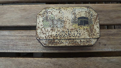 Turkish Delight Tin