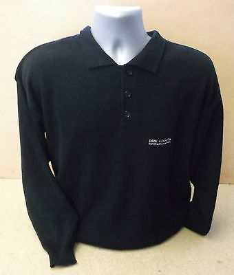 DIRE STRAITS Brothers In Arms original 1985 UK promo only polo shirt Large