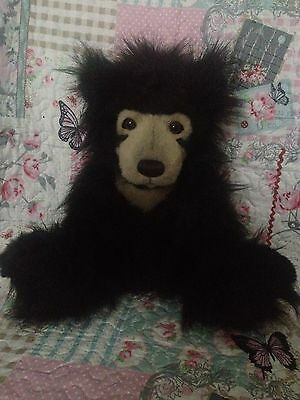 Charlie Bears Slothy Joe Retired 2008 Bear Excellent Condition
