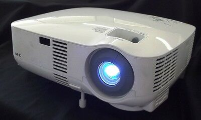 NEC VT580 3LCD Digital Projector, Lamp Life Available 61%