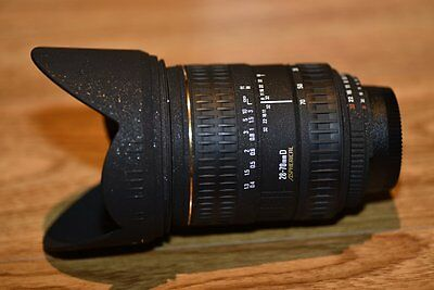 Sigma EX  28-70mm f/2.8 EX Fast Lens for Nikon - Excellent