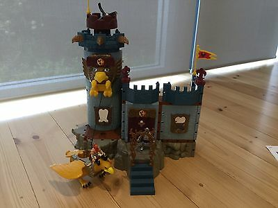 Imaginext Bravemore Castle By Fisher Price