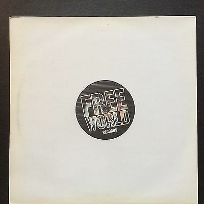 Stoppa ‎– Heavy Heads Disco / Drum Head : Free World Records ‎– FW 709 Form