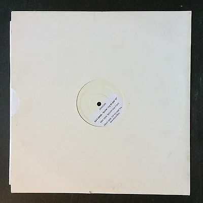 DJ Vadim ‎– It's On : Ninja Tune ‎– ZEN12 108 White Label promo