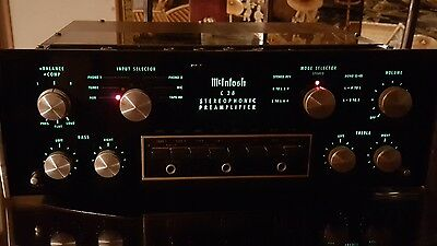McIntosh C28 Preamplifier Custom LED Upgrade Kit Complete Illumination Kit