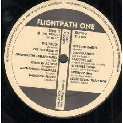 FLIGHTPATH ONE Various LP VINYL UK Vulcan 12 Track Featuring Touch,Cry For