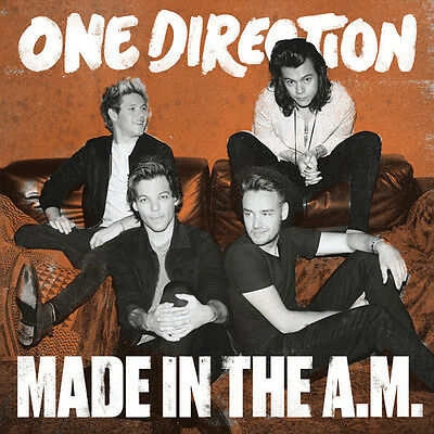 Made In The A.M. - One Direction (2015, Vinyl NEU)
