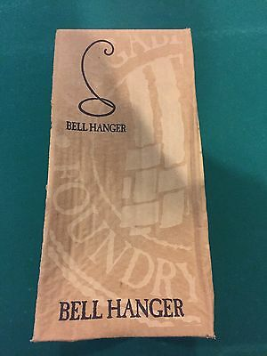 Longaberger Iron Bell Hanger/ Wrought Iron Bell Hanger *75787