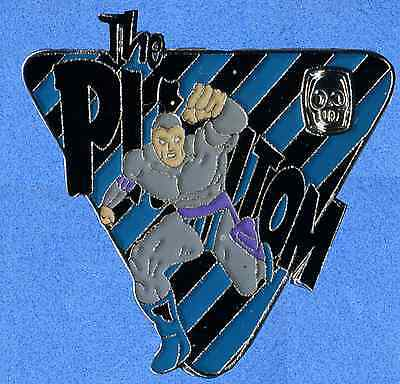 The Phantom - The Ghost Who Walks - Great And Collectible Pin