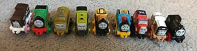 Lot Of Thomas Minis