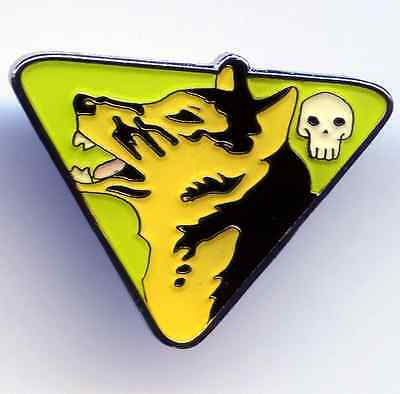 The Wolf Called Devil-From The Phantom The Ghost Who Walks-Great Collectors Pin