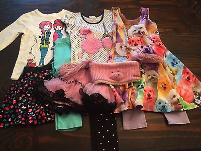 Girls Size 5/6 School Clothes Lot Puppy Lover Ships Free