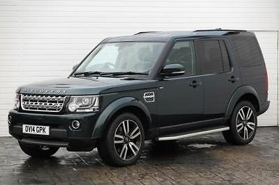 Land Rover Discovery 4 3.0 SDV6 HSE AUTO 7 SEATER 255 B