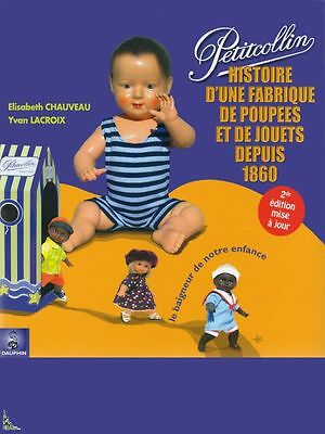 Petitcollin, story of a French dolls and toys factory