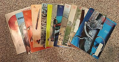 Complete year 1973 The American Rifleman magazines NRA guns 12 issues