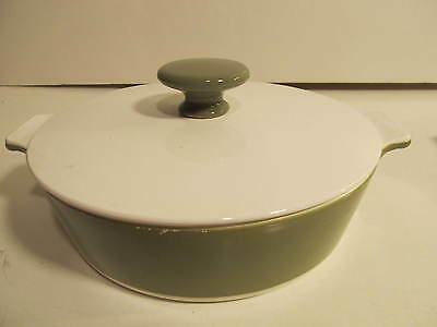 Vintage Corning Ware 1qt Casserole with Lid