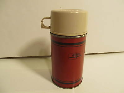 8 Ounce Vintage Thermos Bottle With Cup