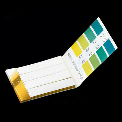 Useful PH Litmus Testing Test kit Paper Urine Saliva Acid Alkaline 80 Strips QWC