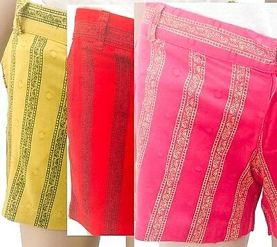 Nwt  Lot of 50 Adult sizes 0 to 10 Ladies African Print/ Ankara Shorts - $189.00