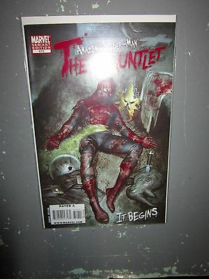 Amazing Spider-man #512 Variant Edition The Gauntlet NM/VF