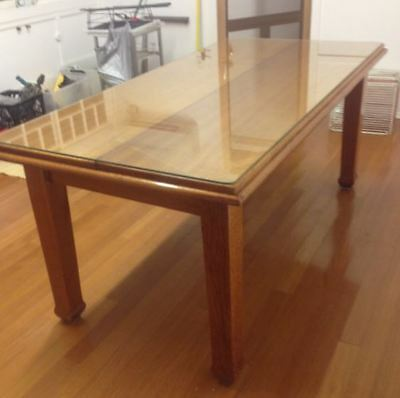Dining / Kitchen / Office. Table (silky oak)