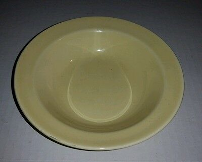 Vintage Taylor Smith & Taylor Lu-Ray Pastel Fruit Bowl YELLOW