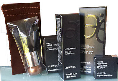 Arbonne Face Makeup Cosmetic Package