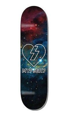 Mystery Cosmic Heart Skateboard Deck 8.25""