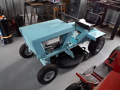 Vintage Rover Ride On Mower