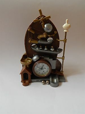 Wallace And Gromit Cracking Alarm Clock Aardman Animations 2009