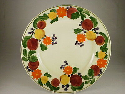 Ridgways Floral Fruits Plate