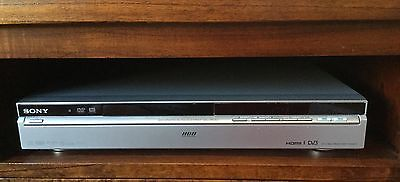 Sony RDR-HXD870 - DVD Recorder With 160GB Hard Drive