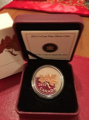 Canadian Fine Silver Collectors Coin