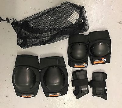 Knee, Wrist And Elbow Protection Set