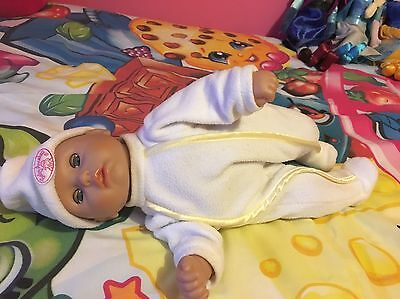 Time To Sleep Doll - My First Baby Annabell - Zapf Creations - 1 + Years