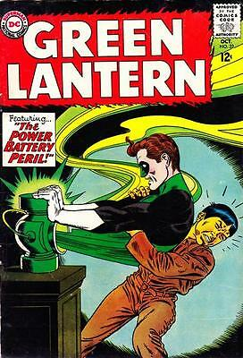 GREEN LANTERN 32 + FREE FOIL BALLOON 2nd SERIES DC AMERICAN COMIC