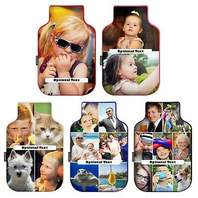Personalised Collage Montage Photo Hot Water Bottle Cover with Free 2L Bottle