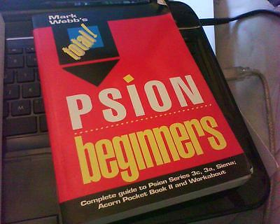 Mark Webbs Total! Psion For Beginers Paperback