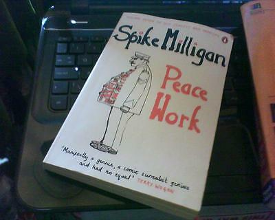 Spike Milligan Peace Work Volume 7 Classic War Memoirs Paperback 239 Pages