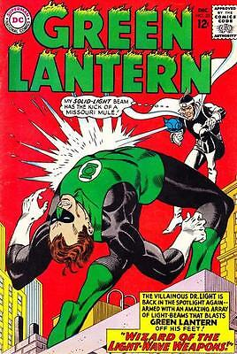 GREEN LANTERN 33 + FREE FOIL BALLOON 2nd SERIES DC AMERICAN COMIC