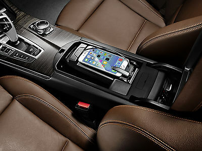 BMW Genuine Snap-In Adapter Universal iPhone 6 Plus Connect Cradle 84212365786